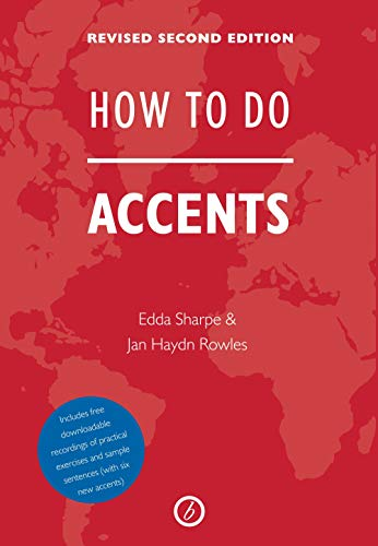 How to do Accents (Paperback): Edda Sharpe, Jan