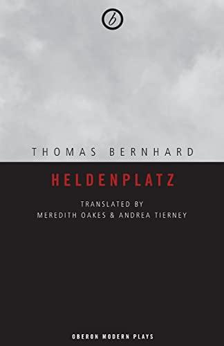 9781840029956: Heldenplatz
