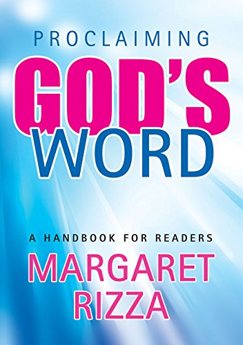 9781840032710: Proclaiming God's Word: A Handbook for Readers