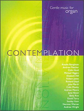 9781840035926: Contemplation for Organ