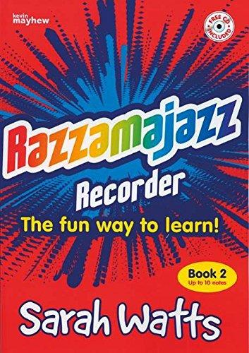 9781840036800: Razzmajazz Recorder: The Fun Way to Learn: Bk. 2