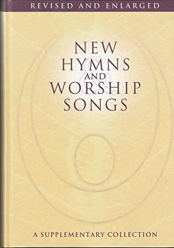 9781840037272: New Hymns and Worship Songs: A Supplementary Collection