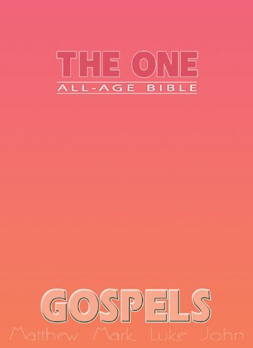 The One All Age Bible Gospels: Matthew,: Michael Forster