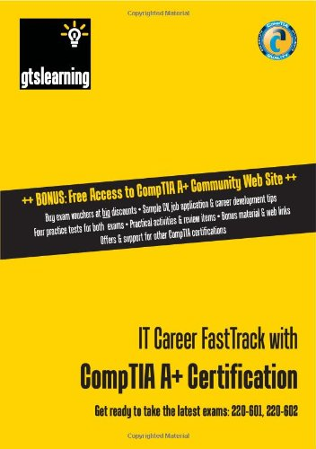 9781840053012: IT Career FastTrack with CompTIA A+ Certification