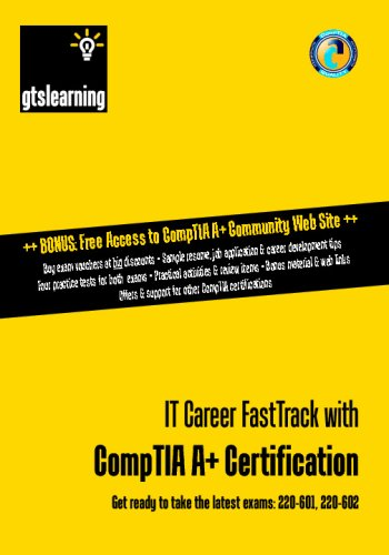 It Career Fasttrack With Comptia A+ Certification: James Pengelly