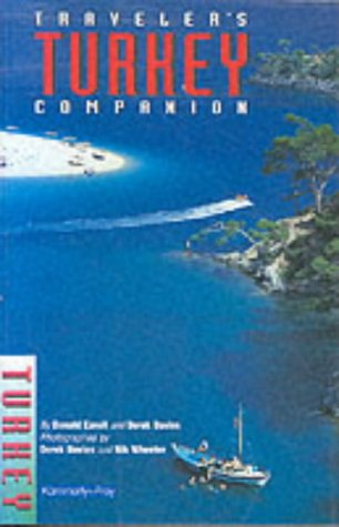 Turkey (Traveler's Companion) (1840060743) by Donald Carroll; Derek Davies