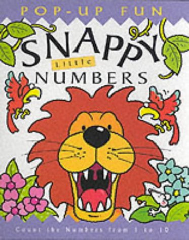 9781840111408: Snappy Little Numbers