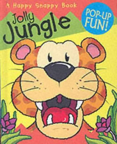 9781840111750: Jolly Jungle (Happy Snappy Book)