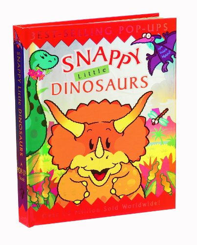 9781840112320: Snappy Little Dinosaurs (Snappy Pop-ups)
