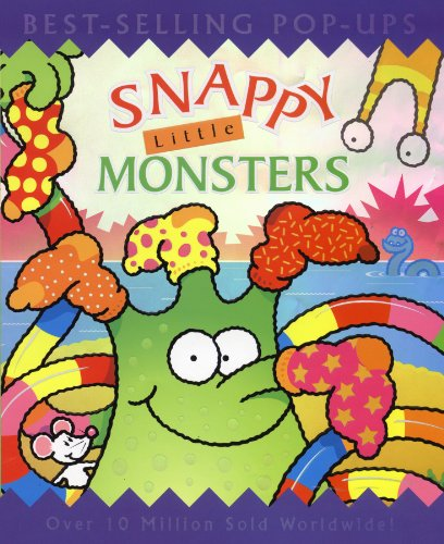 9781840112672: Monsters (Snappy Pop-ups)
