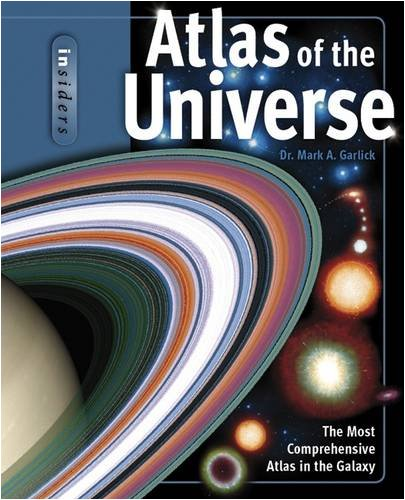 9781840113341: Insiders Atlas of the Universe