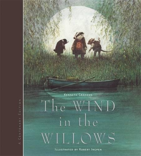 9781840113525: The Wind In The Willows (Templar Classics: Ingpen)