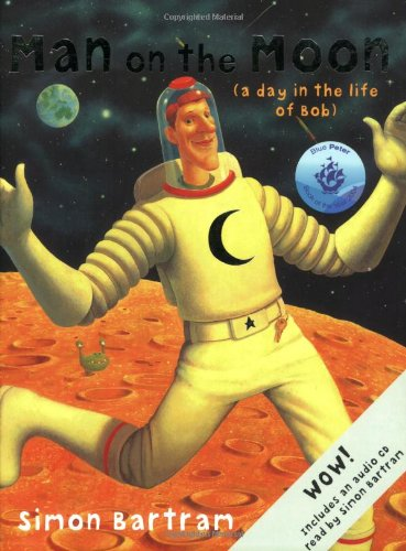 9781840113693: Man on the Moon: A Day in the Life of Bob (Book & CD)