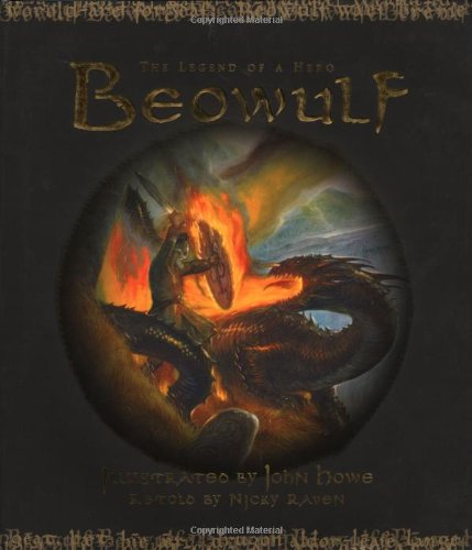9781840113891: Beowulf: A Tale of Blood, Heat, and Ashes