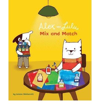 9781840114133: Mix and Match (Alex and Lulu)