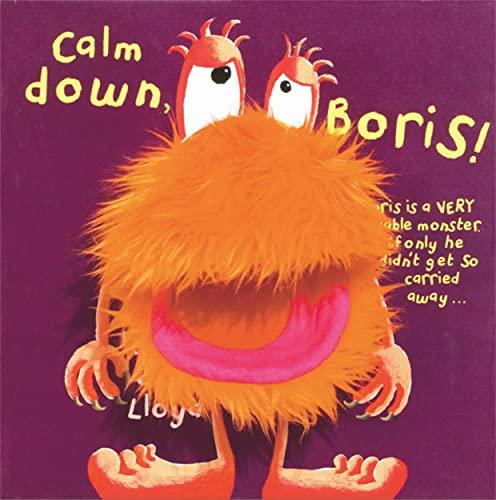 9781840114478: Calm Down Boris! (sam lloyd Series)