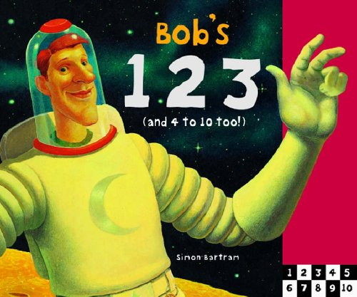 9781840114621: Bob's 123: (and 4 to 10 Too!)