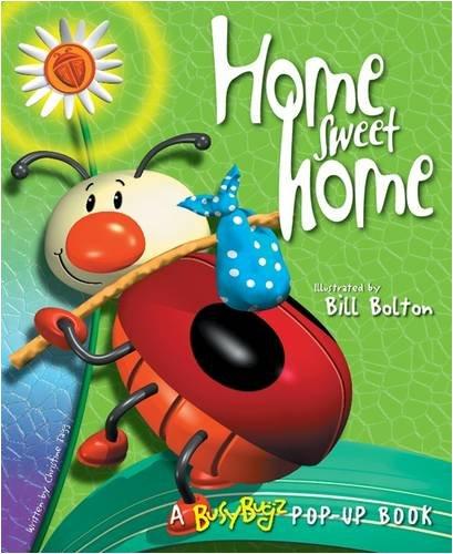 9781840114706: Home Sweet Home (A Busybugz Pop-up Book)