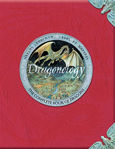 9781840115031: Dragonology: The Complete Book of Dragons (Ology Series)