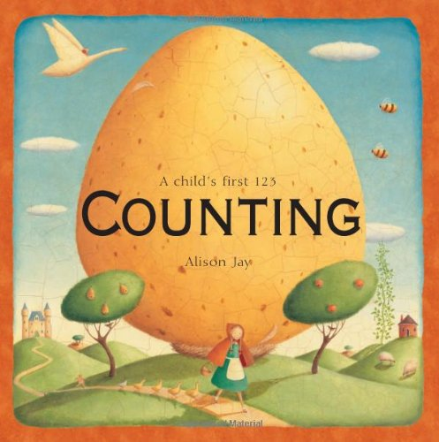 9781840115116: Counting: A Child's First 123