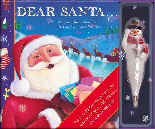 9781840115598 dear santa a letter writing kit with paper