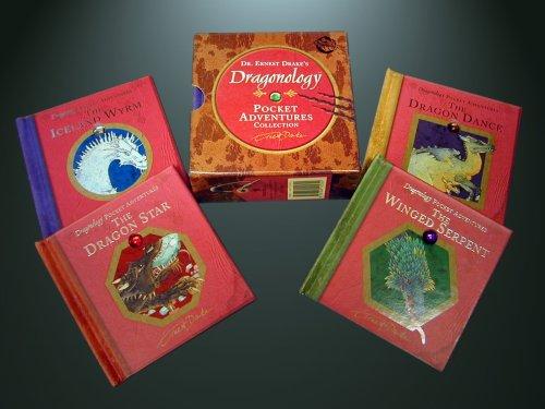 9781840115741: Dr. Drake Pocket Adventures: Dragonology (Dragonology Pocket Adventures)