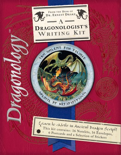 Dragonologists Writing Kit: From the Desk of Dr Ernest Drake (1840115890) by Dugald Steer
