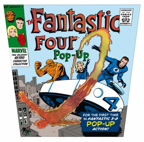 9781840116700: Fantastic Four (True Believers Retro Character)