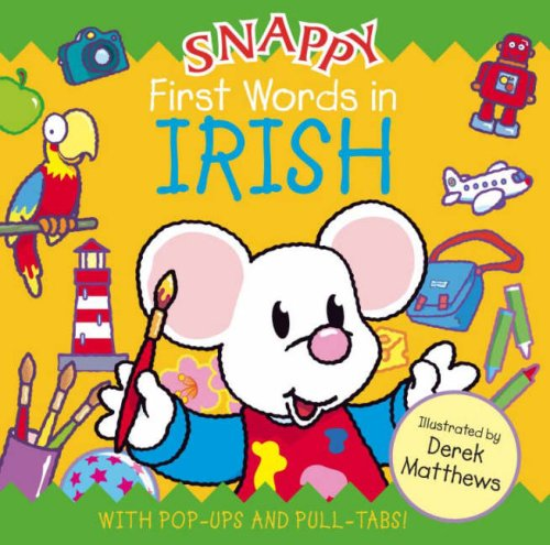 9781840116885: Snappy First Words in Irish (Snappy Language)