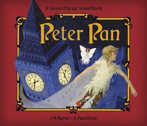 9781840116892: Peter Pan Sound Book (Classic Pop Up Sound Book)