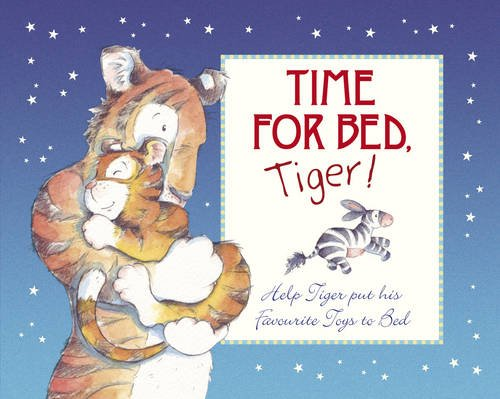 9781840117042: Time for Bed, Tiger