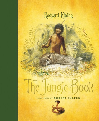 The Jungle Book (Templar classics): Kipling, Rudyard