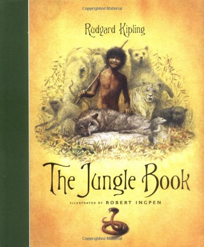 9781840117189: The Jungle Book (Templar Classics)