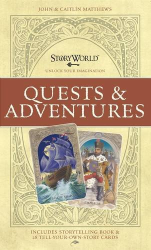 9781840117295: Storyworld: Quests and Adventures