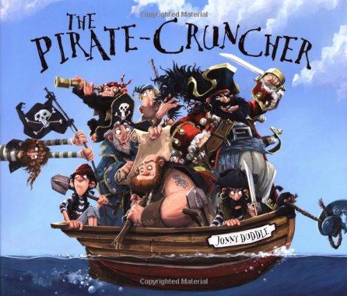9781840118858: The Pirate Cruncher