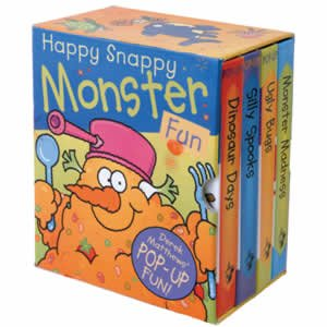 9781840119176: Happy Snappy Monster Fun: