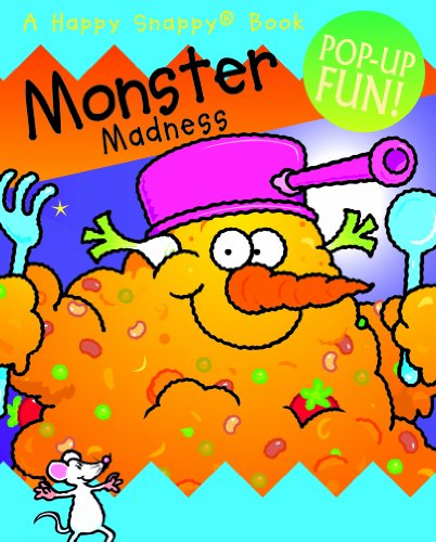 9781840119220: Monster Madness (Happy Snappy Book)