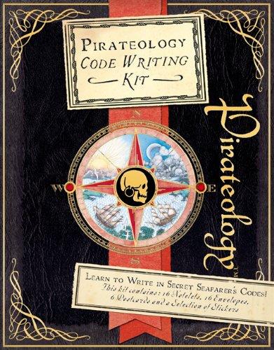9781840119602: Pirate Code Writing Kit (Ology Handbook) (Ology Handbook)