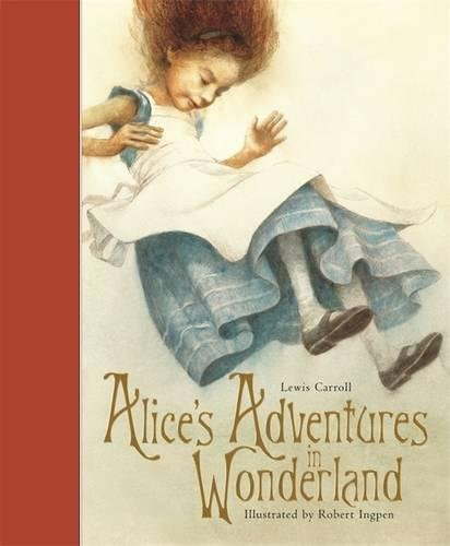 9781840119688: Alice In Wonderland (Templar Classics: Ingpen)