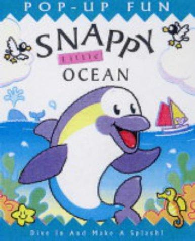 9781840119718: Snappy Little Ocean: Pop-up Fun (Snappy pop-ups)