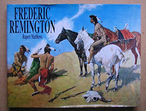 9781840130195: Frederic Remington