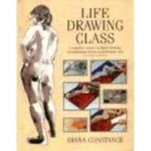 Life Drawing Class: Diana Constance