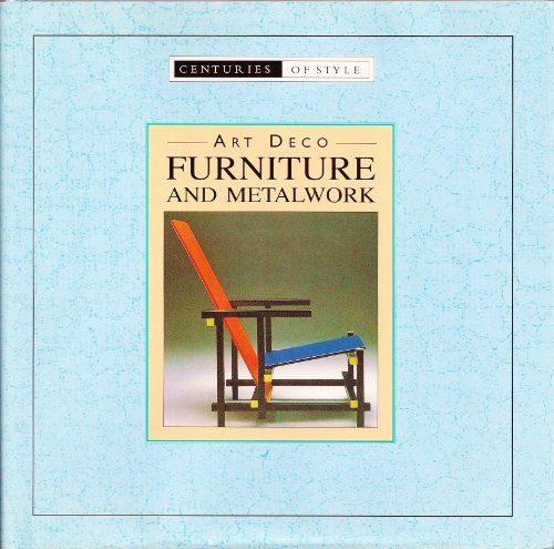Art Deco Furniture and Metalwork: Anon