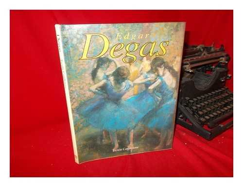 9781840131659: Edgar Degas (Treasures of Art)