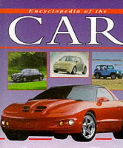 9781840131772: The Encyclopedia of Cars