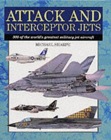 9781840133356: Attack and Interceptor Jets