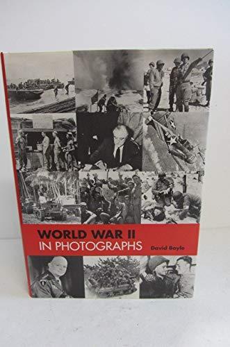 9781840133776: World War II in Photographs