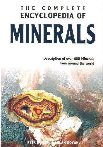 9781840134049: Minerals: Description of Over 600 Minerals from Around the World