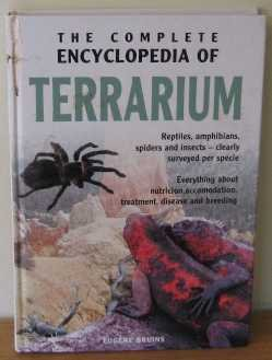 9781840134117: Terrarium (Complete Encyclopedia)