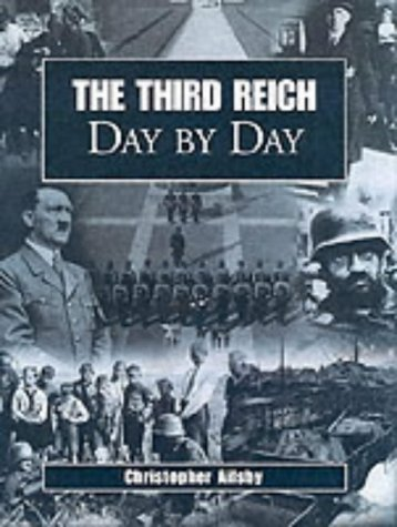 9781840134230: The Third Reich: Day By Day